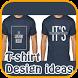 Tshirt design ideas by LightspeedApps