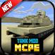 Tank Mod For MCPE. by Cholana App Design