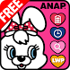 ANAP Widget Live wallpaper SET by NOS Inc.