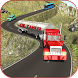 Offroad Oil Tanker Truck Cargo by Wallfish Inc.