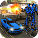 Car Robot Transform Simulator by White Sand - 3D Games Studio