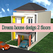 Dream house design 2 floors