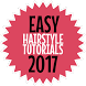 Easy Hairstyle Tutorials 2017 by ALF Digital