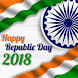 Republic Day 2018 by Digital Mobo Worlds