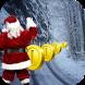 Santa Surfer Xmas Running game by Crazy Craft Racing Games