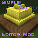 Simple World Editor Mod by BlueXGame