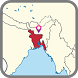 Map of Bangladesh - Travel by Travel Information Map provides