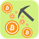 Free Bitcoin: BTC Miner by PMobile Games