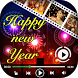 Happy New Year Video Maker - Music Slideshow Maker by Palladium Studio