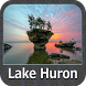 Lake Huron Gps Map Navigator by FLYTOMAP