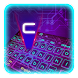 3D Laser Keyboard Yheme by Echo Keyboard Theme