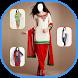 Dopatta Dress Fashion Montage by Somi