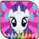 Coloring little pony princess go by DEVGO