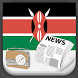 Kenyan Radio News by Greatest Andro Apps