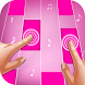 Pink Piano Tiles by BalckBox App