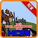New Map Pixel PlayGround For MCPE