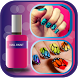 Nail Paint Design and Making by PUapps