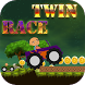 Upin Versus Ipin Jungle Race by J_Double_U STUDIO