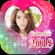 กรอบรูปปีใหม่2018 กรอบรูปปฏิทิน2018 กรอบรูปใหม่ๆ by Jitta Foto App