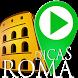 Dicas Roma Guida Turistica Lte by Marco Serrago