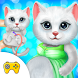 Kitten Newborn Doctor Clinic Checkup Game by GameiMake