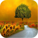 Artistic Nature Backgrounds by Karim Gul