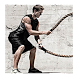 Battle Rope Challenge Workout by Cristina Gheorghisan