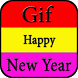Gif Happy New Year Collection by Creative Gif Store