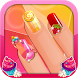 Candy Design Nail Studio by Girl Games Net