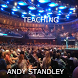 ANDY STANDLEY TEACHING