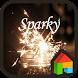 Sparky dodol theme by Camp Mobile for dodol theme