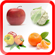 Learn Fruits & Vegetables Free by DamTech Designs