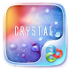 Crystal GO Launcher Theme by ZT.art