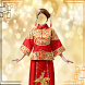 Chinese Wedding Dress Costume by Pixelsoft