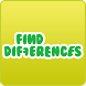 Find Differences by Touch Storm Games
