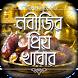 হযরত মুহাম্মদ সাঃ এর প্রিয় খাবার নবীজির জীবনী by ERT Apps