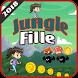 Jungle Girl Aventures run