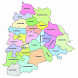 Telangana New District G.O's by SS App Tech