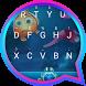 Sea World Theme&Emoji Keyboard by Keyboard Fantasy