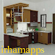 Kitchen Storage Design by irhamapps