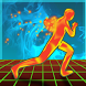 Neon Runner: Parkour Game by Absolute Game Studio