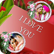 Love Dual Photo Frames by AppMaker Inc