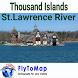 Thousand Islands gps navigator by FLYTOMAP INC