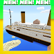 Legendary Ship Minecraft map by Fukuda mobile