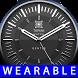 GENTLE weather wear watch face by wearable tapani
