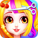Magic Hair Salon:Girl Makeover by Colorful Cottage