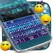 City Lights Keyboard by New Emojis Keyboard Themes