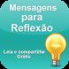 Mensagens de reflexão enviar by Chiquita Apps