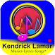 Kendrick Lamar Lyrics & Musics by Songs Musica