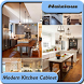 Modern Kitchen Cabinet Design by Naixious